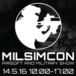 Milsimcon 2016